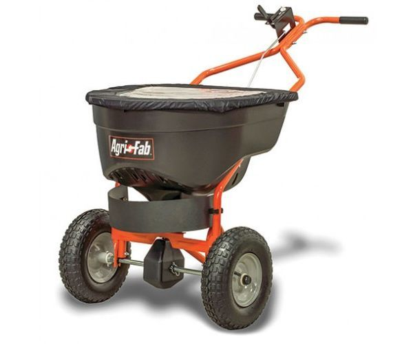 Agri-Fab 45-0502 push salt spreader (130lb)