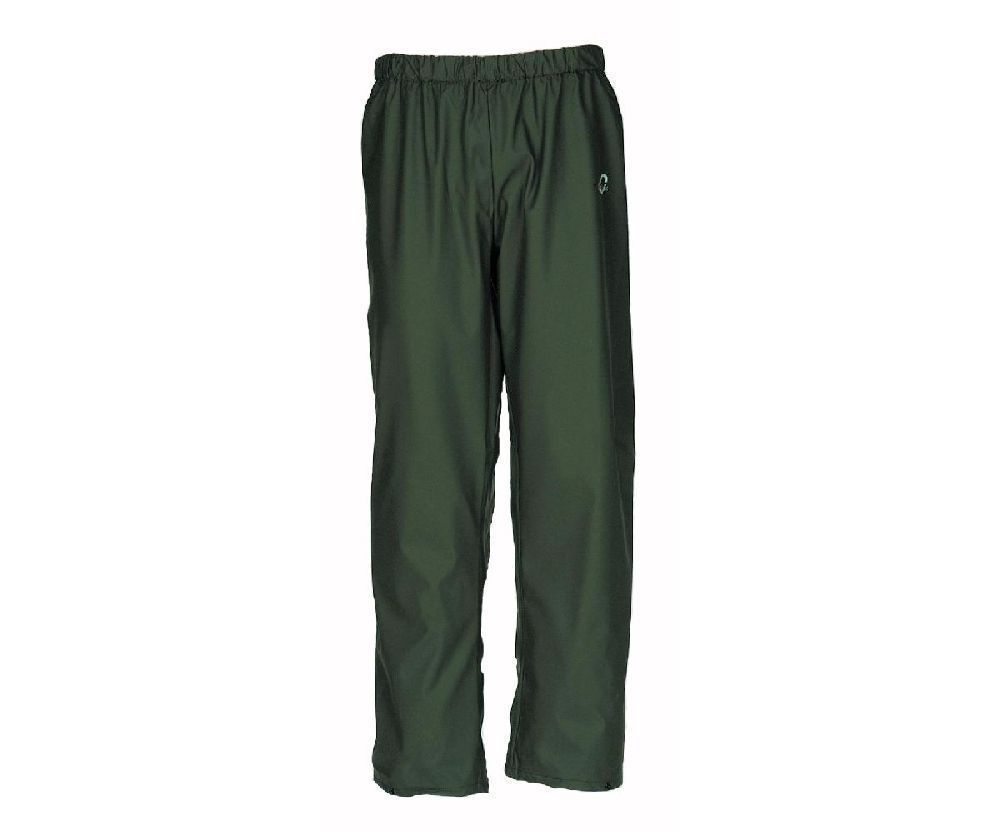 Sioen Flexothane Rotterdam waterproof trousers (green)