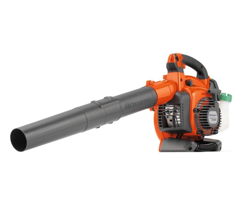 Husqvarna 125BVX blower & vac (28cc)