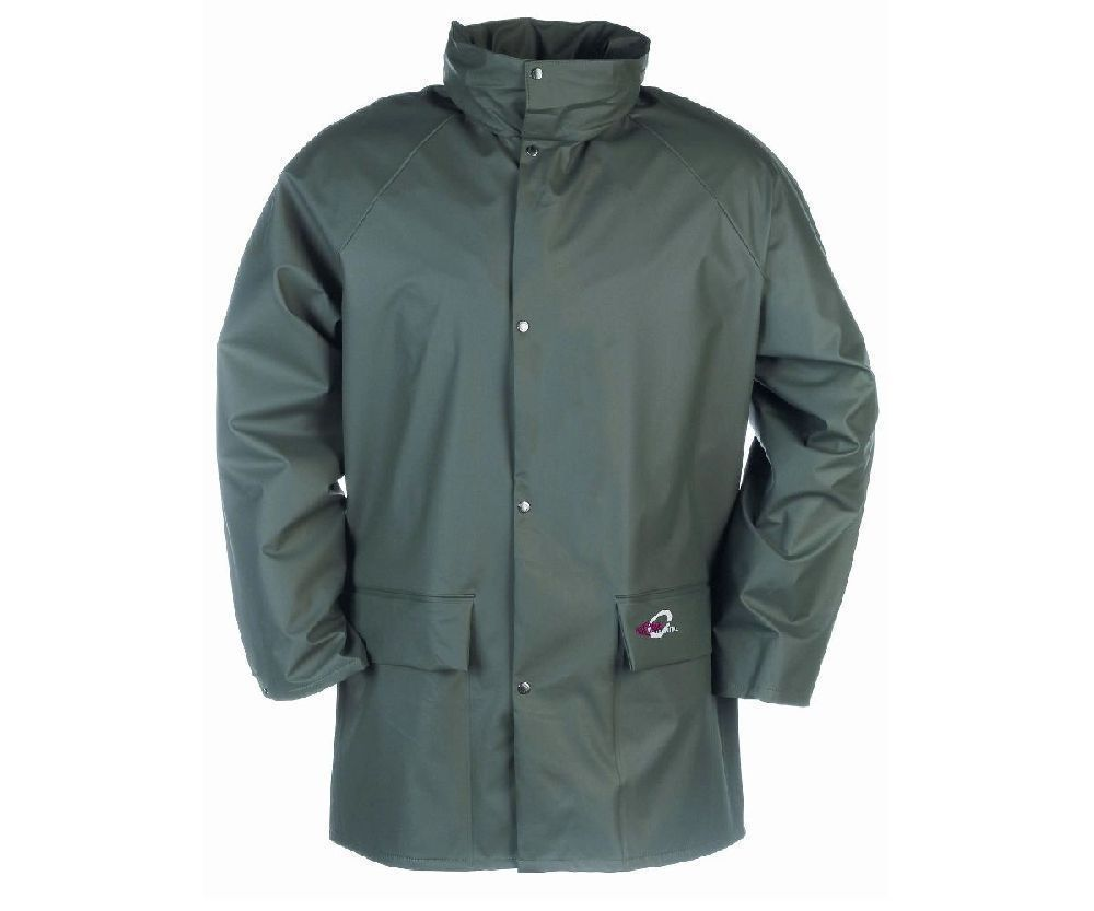Sioen Flexothane Dortmund waterproof jacket (green)
