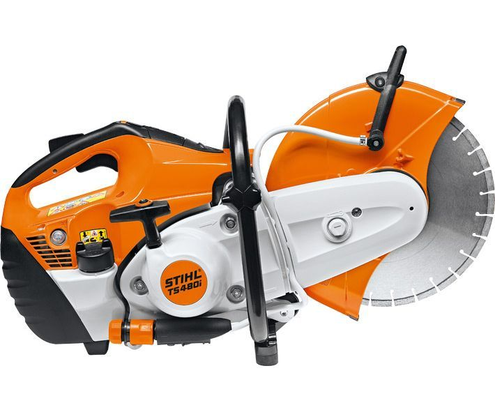 Stihl TS 480i cut off saw / disc cutter (12