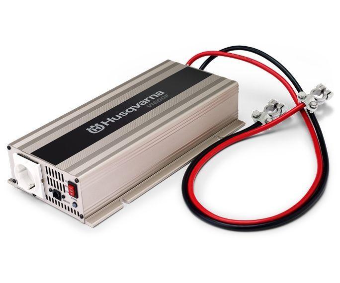 Husqvarna V1600F voltage converter