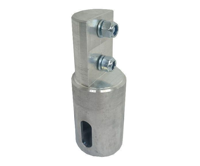 AUS steel blade adaptor (to fit top rod)