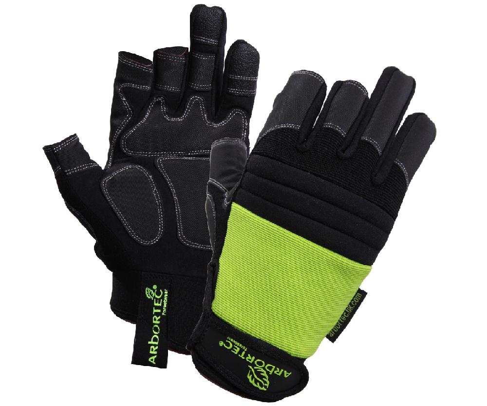 Arbortec AT1100 3-Digit gloves