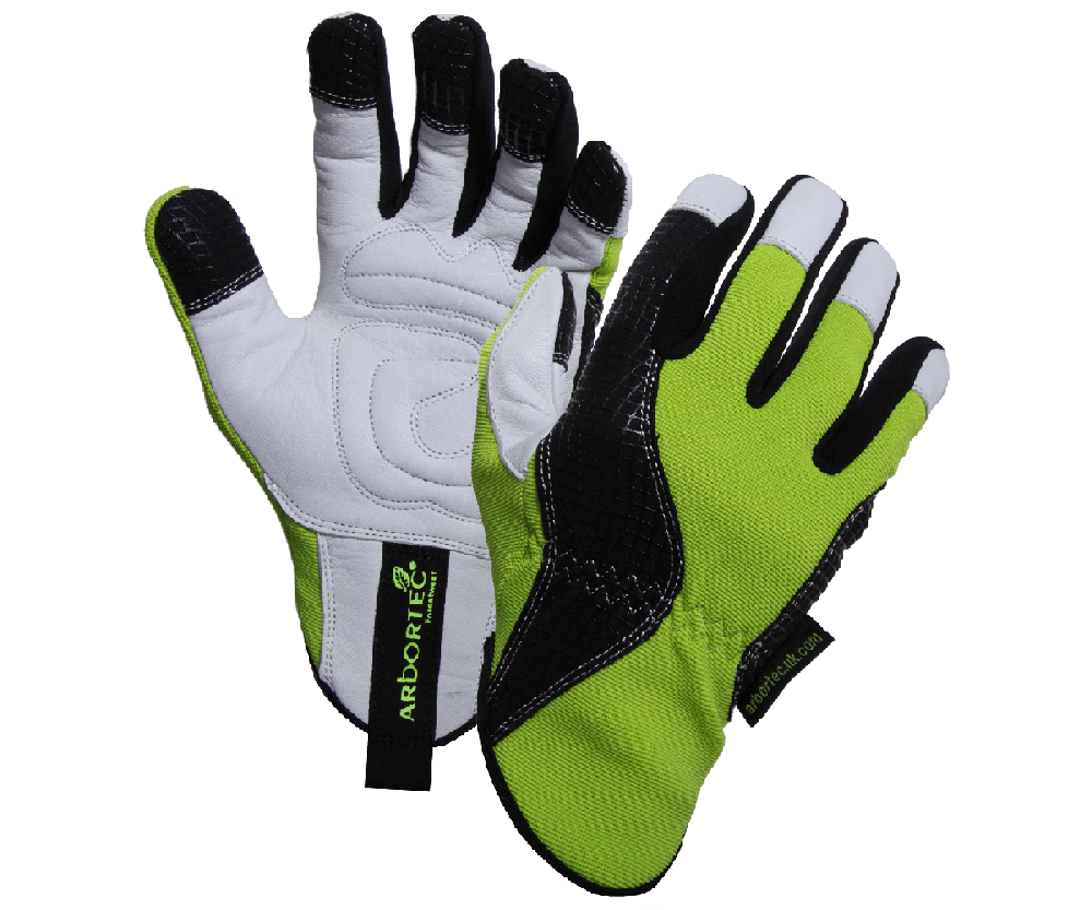 Arbortec AT1550 XT chainsaw gloves (Class 0)