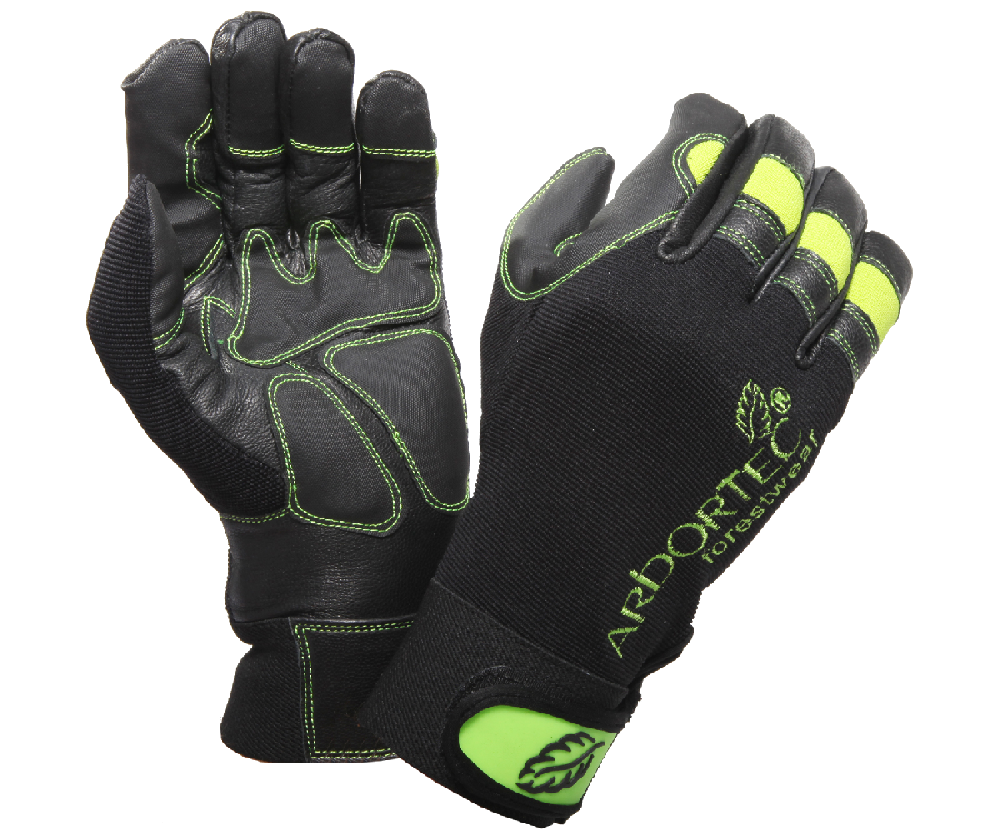 Arbortec AT900 Xpert chainsaw gloves (Class 0)