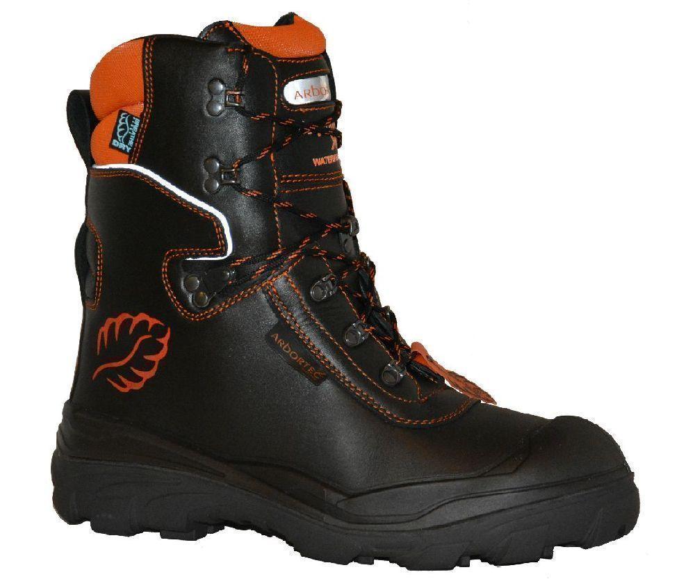 Arbortec Aquafell Xpert chainsaw boots (class 2)