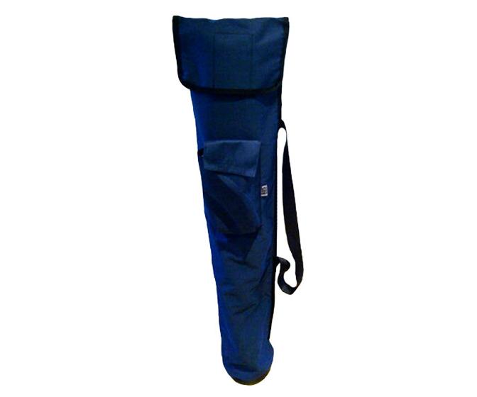 AUS canvas rod bag with moulded base