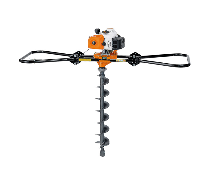 Stihl BT 360 two-man earth auger