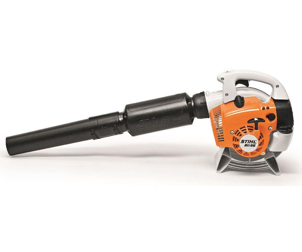Stihl BG 66 C-E blower (27.2cc) (Machine only)