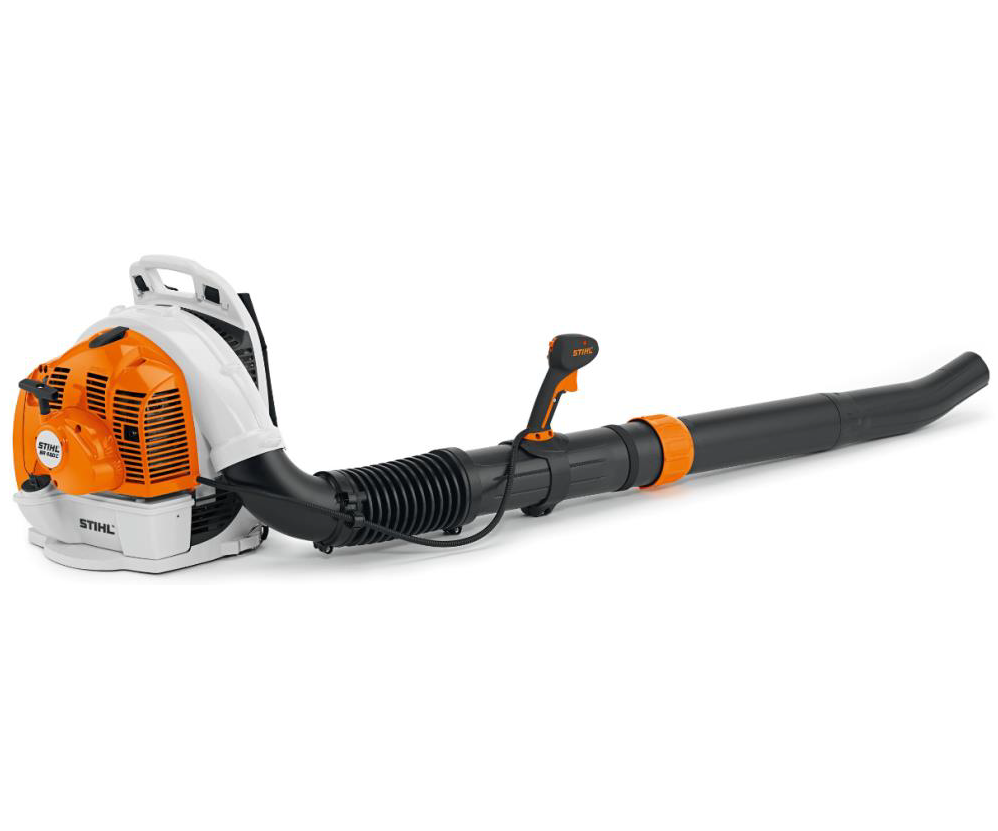 Stihl Backpack Blowers : Stihl br c ef backpack blower cc electric start