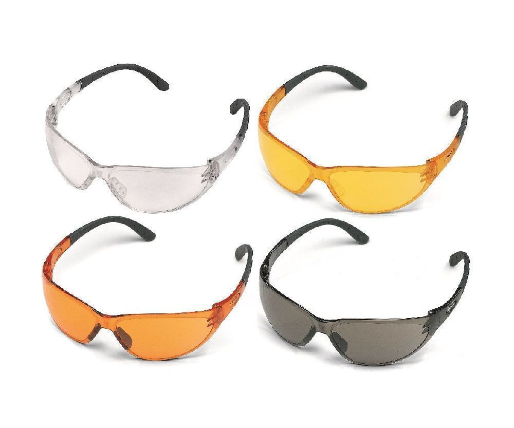 Stihl Contrast safety glasses (Clear)
