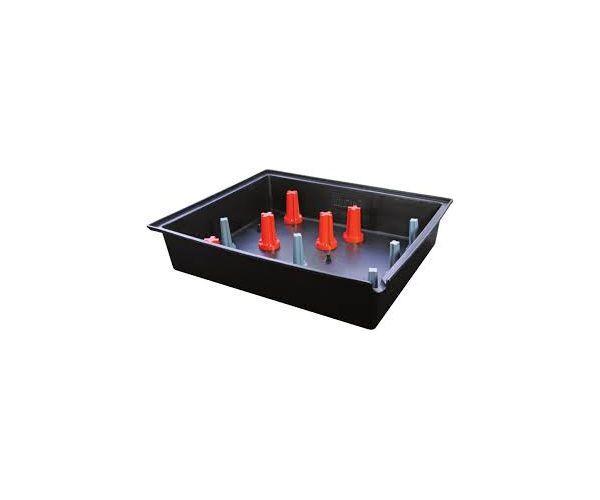 Portek Chemdrip drain tray