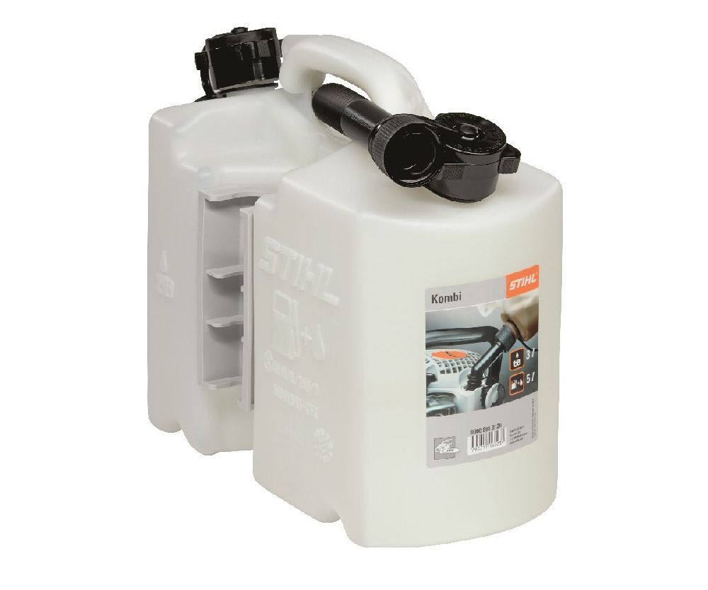 Stihl combi can professional (with oil spout) (transparent)