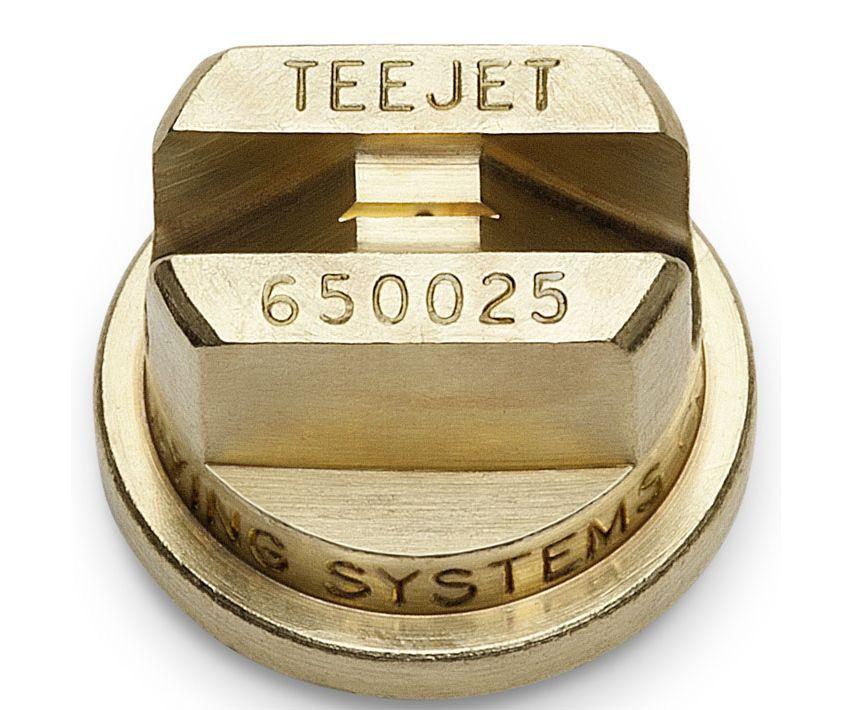 Stihl SG31, SG51, SG71 fan jet brass nozzle 65-0025