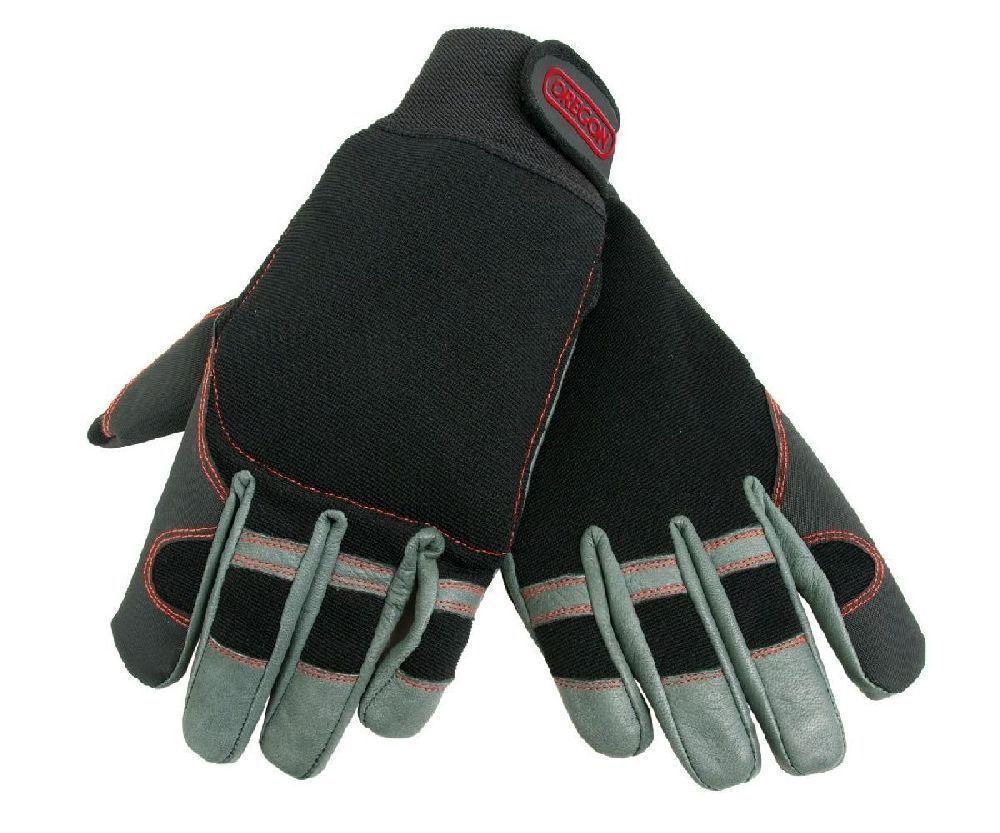 Oregon Fiordland chainsaw gloves