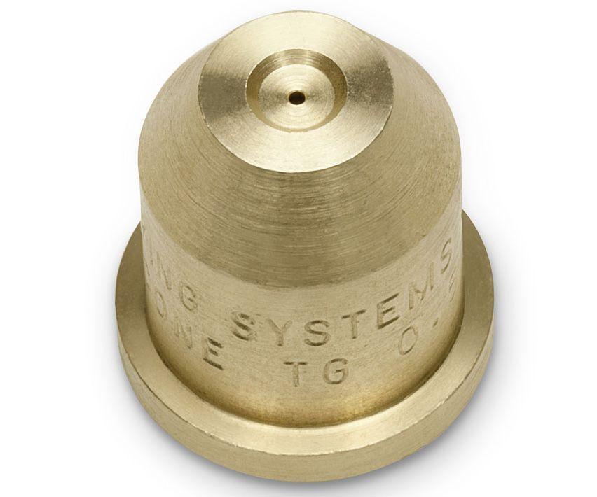 Stihl SG31, SG51, SG71 full cone brass nozzle
