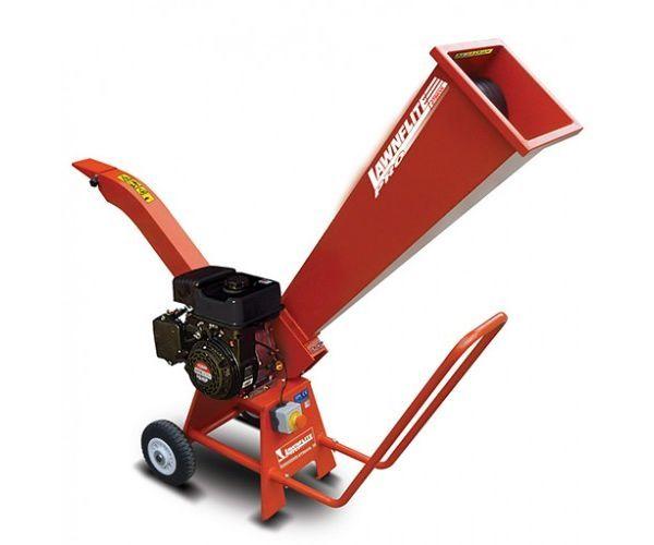 Lawnflite Pro GTS600L wood chipper