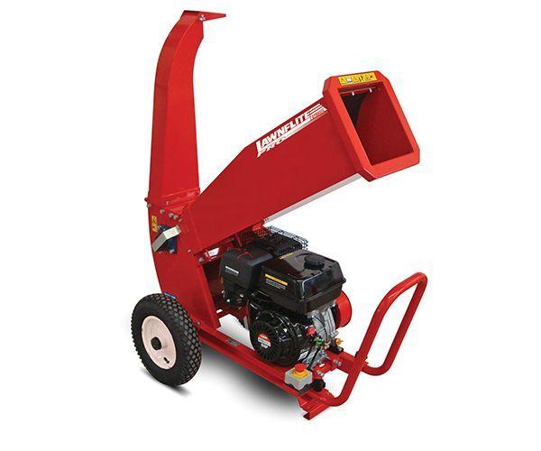 Lawnflite Pro GTS900L wood chipper