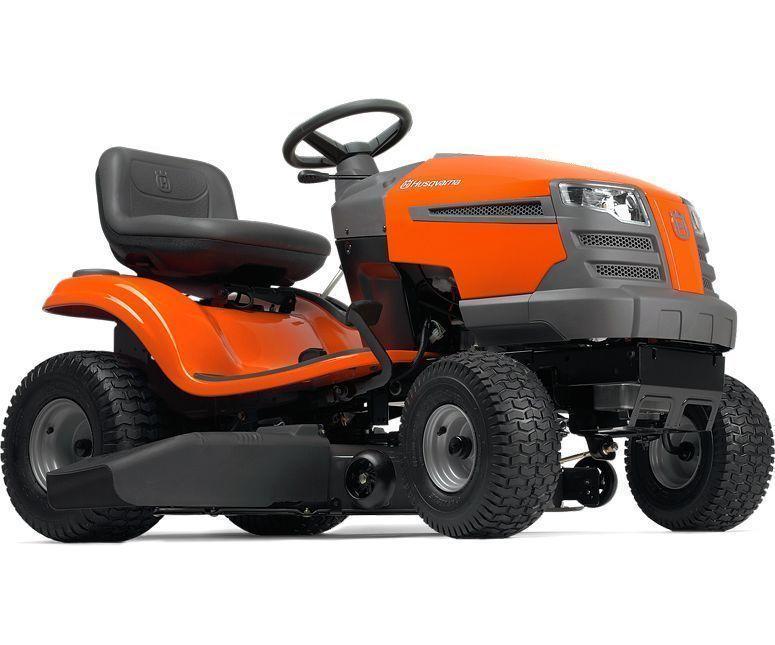 Husqvarna TS142 lawn tractor (107cm cut)