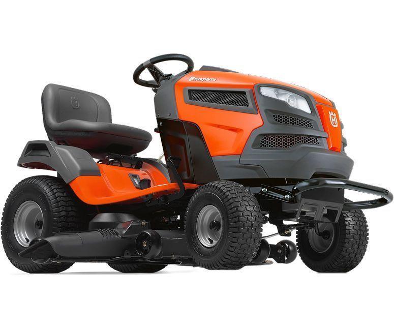 Husqvarna TS243T lawn tractor (107cm cut)