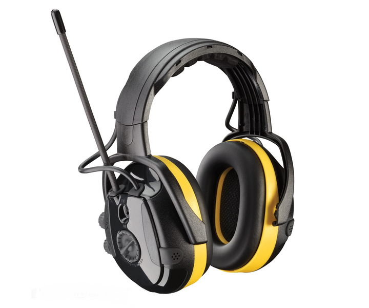 Hellberg, relax – AM/FM radio – headband electronic ear defenders (30 SNR)