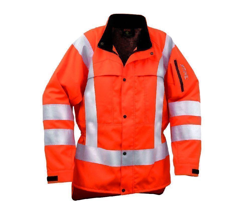 Stihl high visibility non protective GO/RT jacket