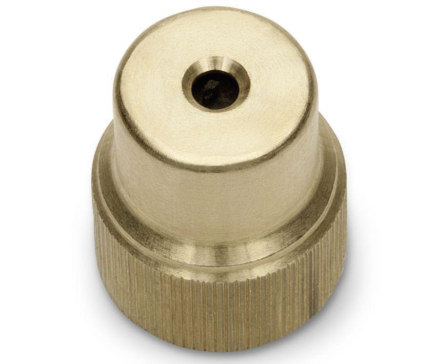Stihl SG31, SG51, SG71 hollow brass cone nozzle, 2.5 mm
