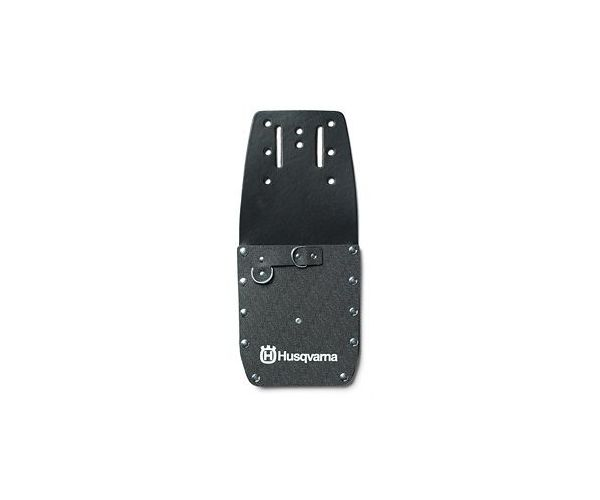 Husqvarna combi holster leather