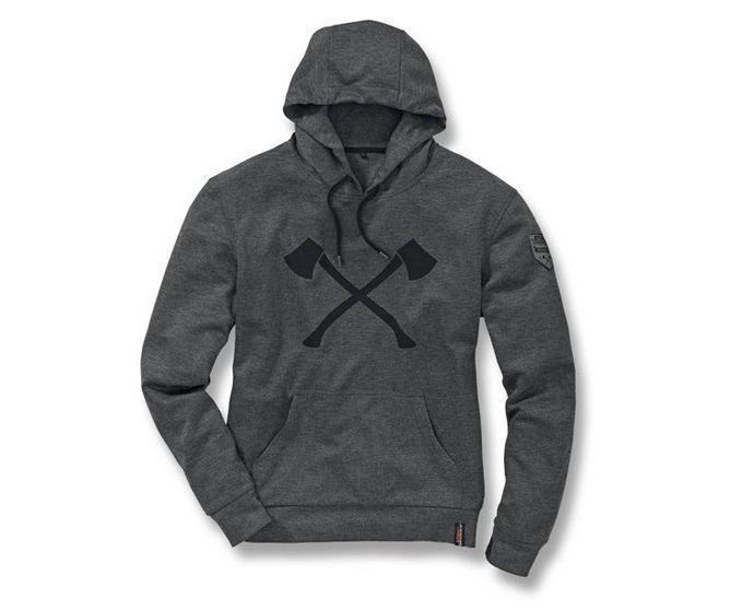 Stihl 'KISS MY AXE' hoodie