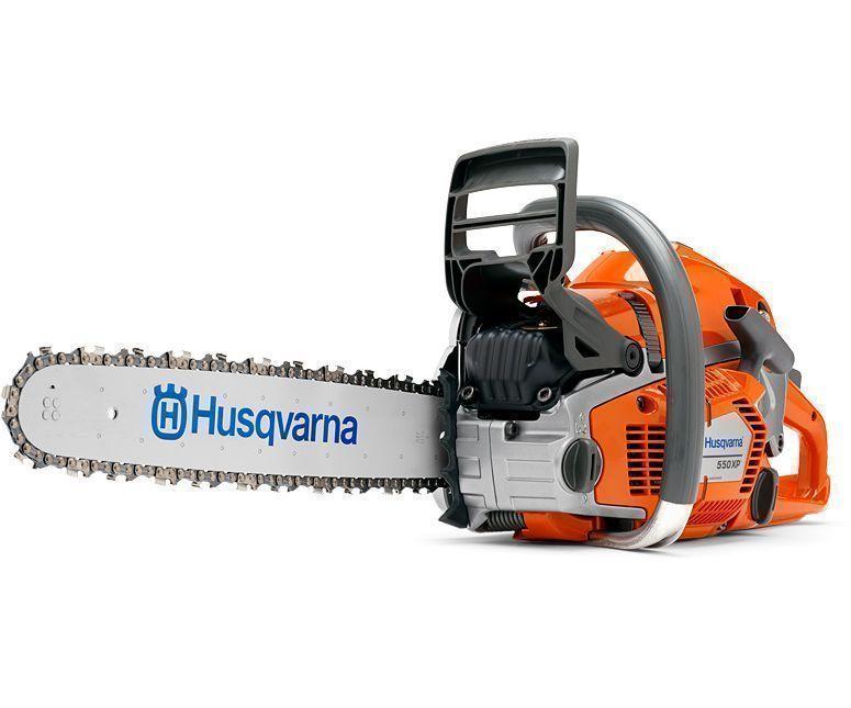 Husqvarna 550XPG chainsaw (50.1cc) (Unit only (no bar))
