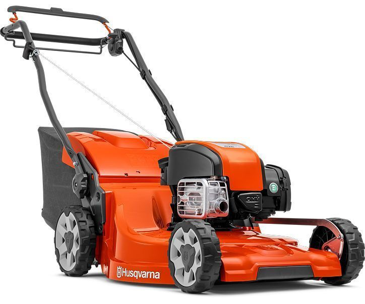 Husqvarna LC353V petrol self-propelled wheeled lawn mower (20