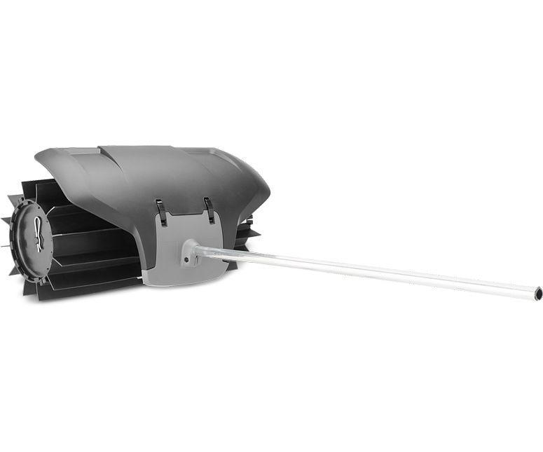 Husqvarna SR600-2 sweeper attachment