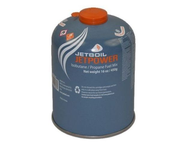 Jetboil Jetpower fuel (450g)