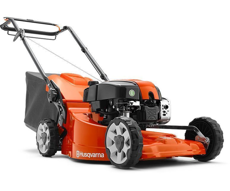 Husqvarna LC451S petrol self-propelled wheeled lawn mower (20