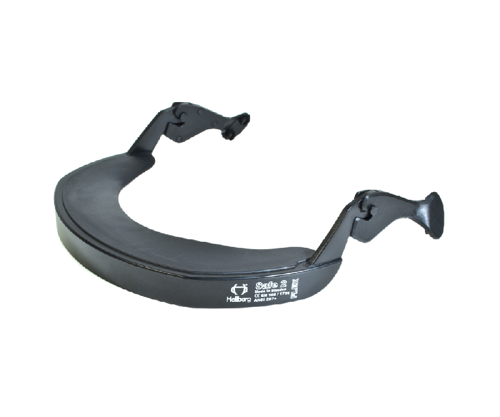 Hellberg SAFE 2 Flex peltor visor carrier (for Petzl/Stein helmets)