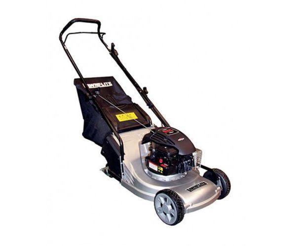 Lawnflite LF43PBR petrol push roller lawn mower (17_ cut)