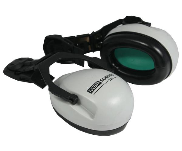 MSA Sordin standard ear defenders for helmet (26 SNR)