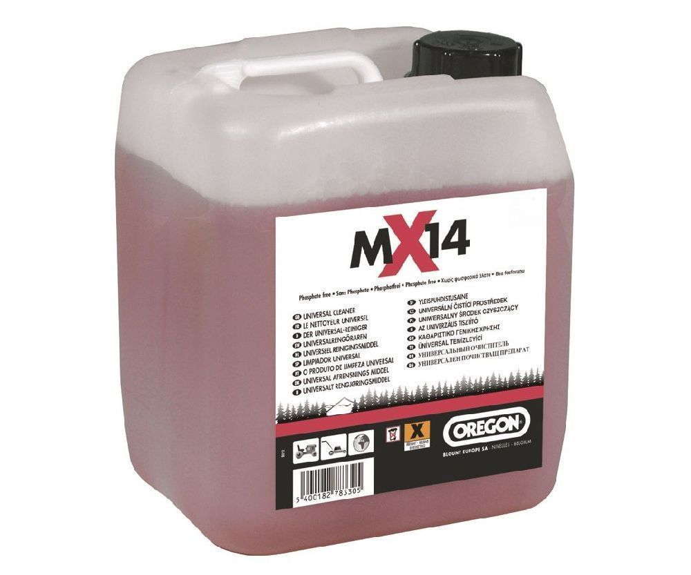 Oregon MX14 universal cleaner  (5 litre)