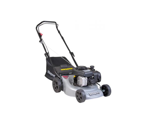 Masport 150ST Combination petrol push wheeled lawn mower (16_ cut)