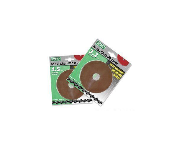Portek chain sharpener replacement grinding wheel (1/8-3.2mm)