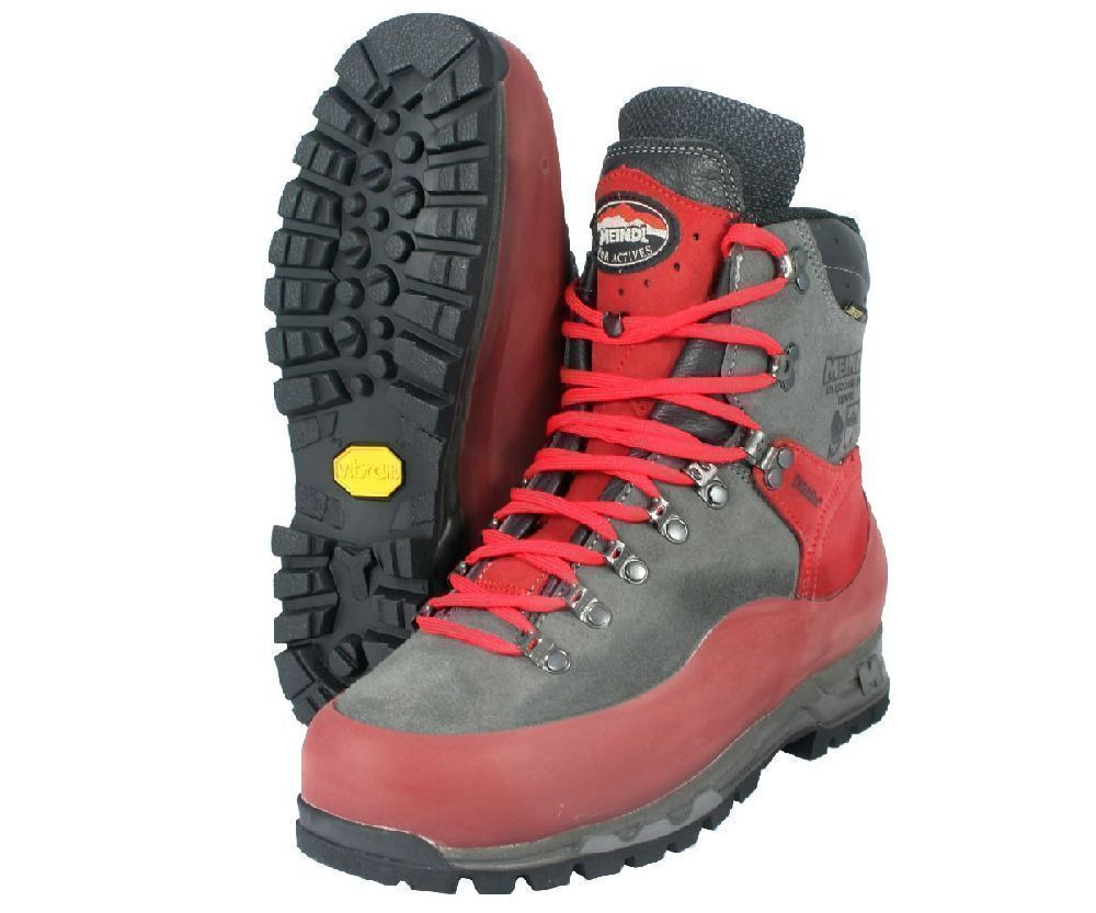 Meindl Airstream chainsaw boots (class 1)