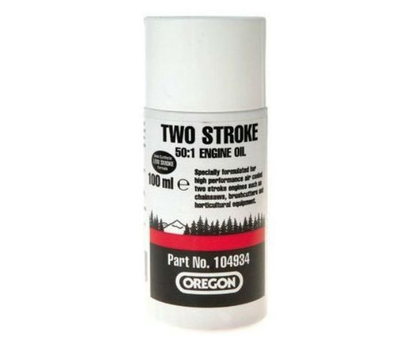 Oregon 2T semi-synthetic two stroke oil (1 shot)
