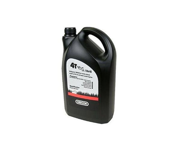 Oregon SAE 30 5 litre four stroke oil