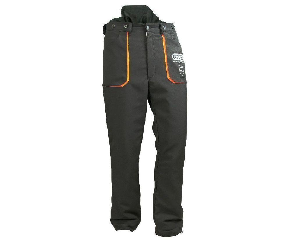 Oregon Yukon chainsaw trousers Type C