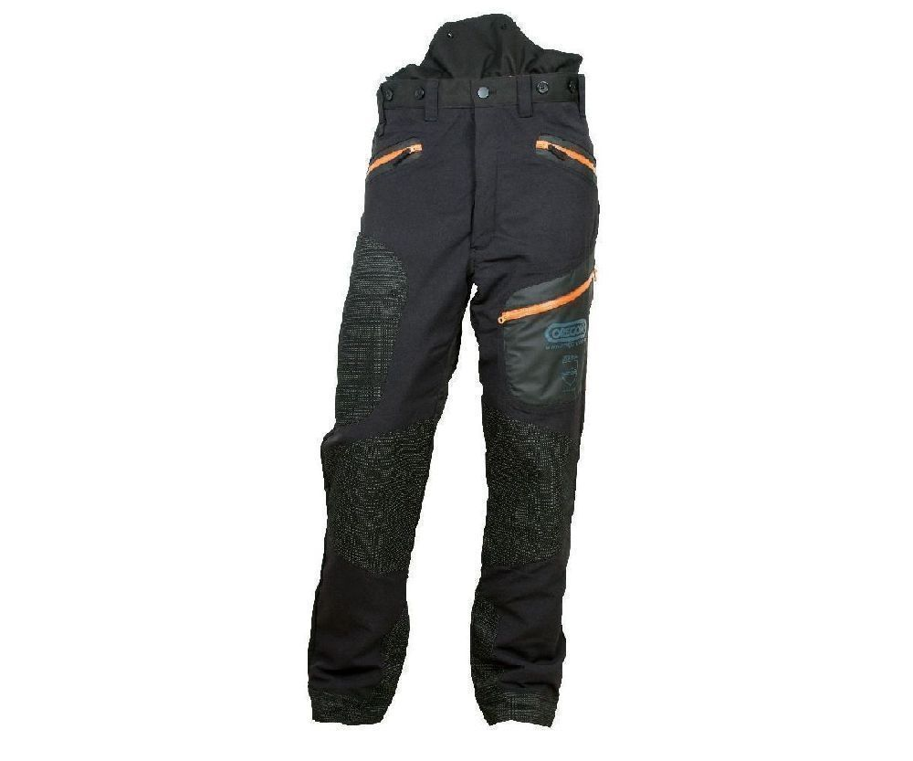 Oregon Fiordland chainsaw trousers Type A
