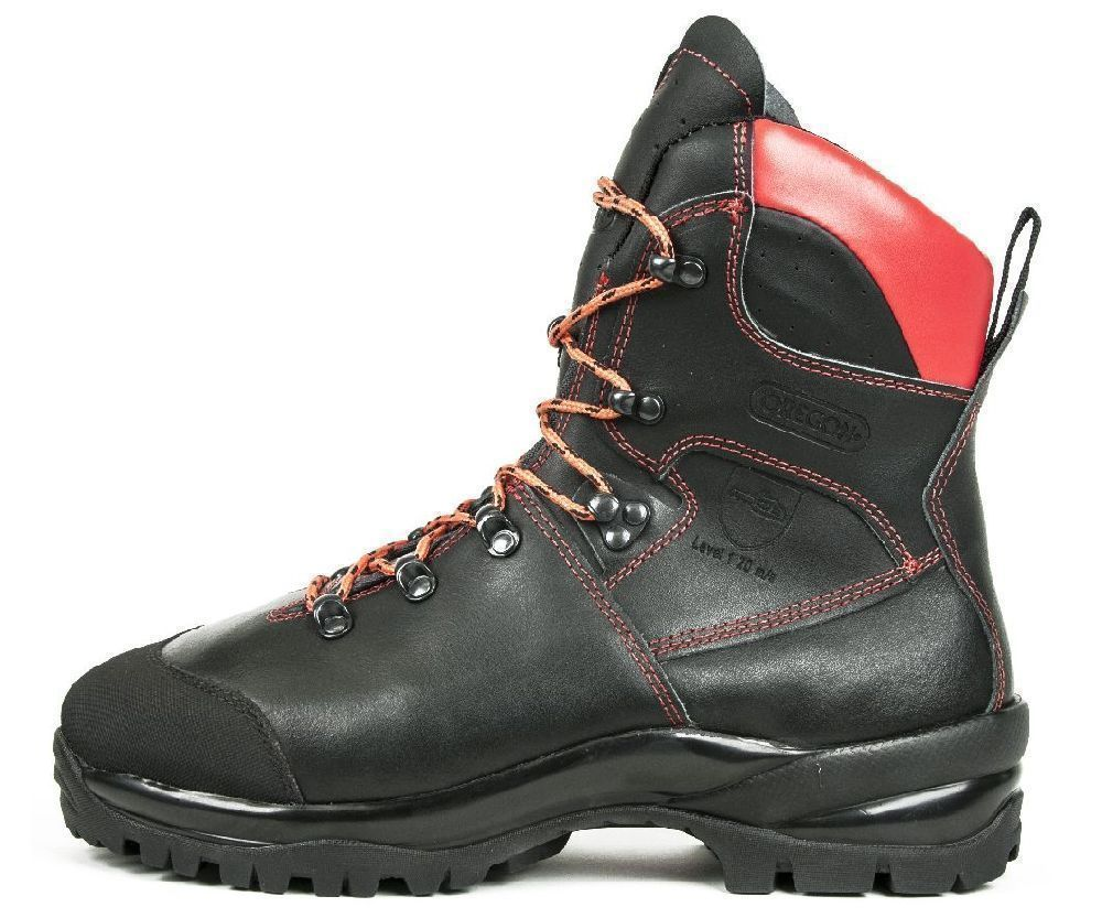 Oregon Waipoua leather chainsaw boots (class 1)