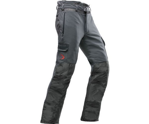 Pfanner Arborist chainsaw trousers Type C (Grey)