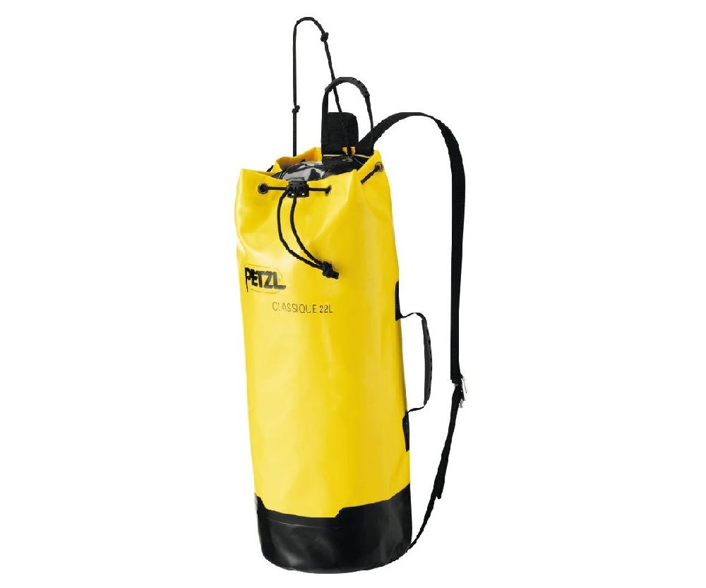 Petzl Classique tackle sack/rope bag (22 litre)