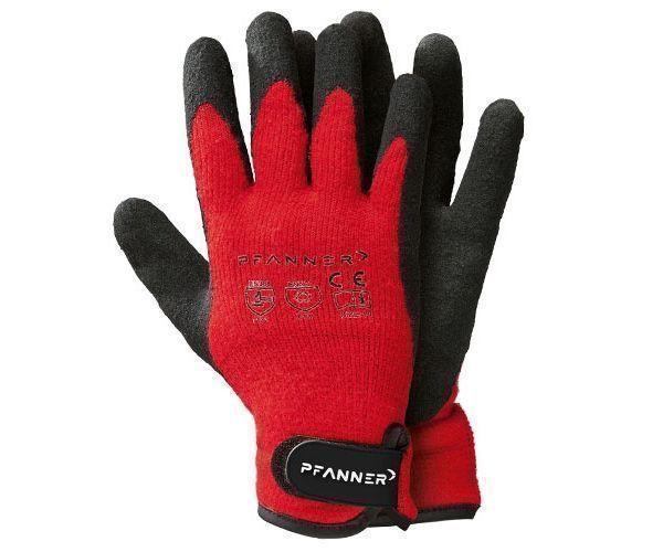 Pfanner Stretchflex Ice Grip gloves